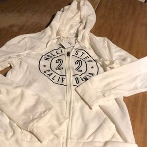 New with rage Hollister hoodie size small